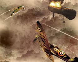 WWII Dogfight.3