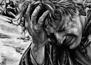 despair